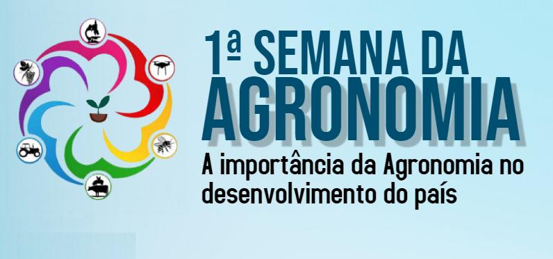 banner semana da agronomia
