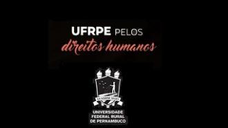 UFPE pelos direitos humanos