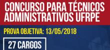 Banner concurso UFRPE