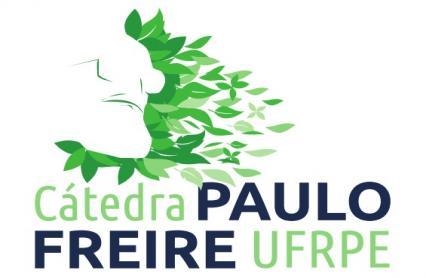 logo da Cátedra Paulo Freire